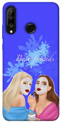 Чехол itsPrint Best friends для Huawei P30 lite