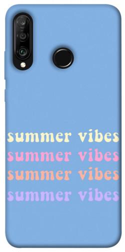 Чехол itsPrint Summer vibes для Huawei P30 lite