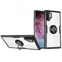 TPU+PC чехол Deen CrystalRing под магнитный держатель для Samsung Galaxy Note 10 Plus