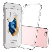 "TPU чехол iPaky Clear Series (+стекло) для Apple iPhone 7 / 8 (4.7"")"