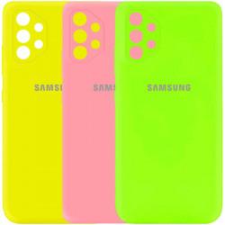 Чехол Silicone Cover My Color Full Camera (A) для Samsung Galaxy A52 4G / A52 5G