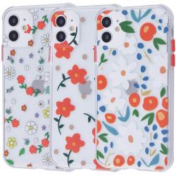 "TPU чехол Flowers Colourful для Apple iPhone 11 (6.1"")"