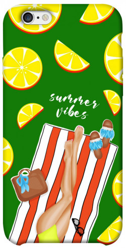 "Чехол itsPrint Summer girl для Apple iPhone 6/6s (4.7"")"