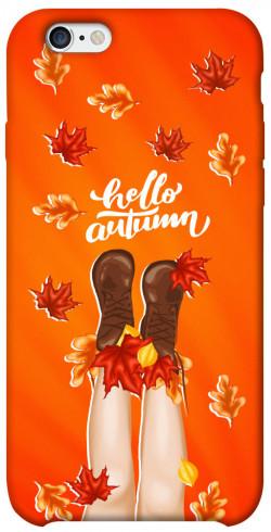 "Чехол itsPrint Hello autumn для Apple iPhone 6/6s (4.7"")"