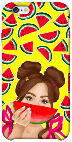 "Чехол itsPrint Watermelon girl для Apple iPhone 6/6s (4.7"")"