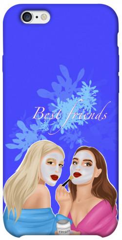 "Чехол itsPrint Best friends для Apple iPhone 6/6s (4.7"")"