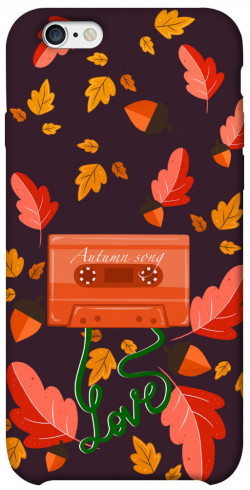 "Чехол itsPrint Autumn sound для Apple iPhone 6/6s (4.7"")"