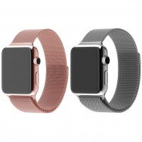 Ремешок Milanese Loop Design для Apple watch 42mm/44mm
