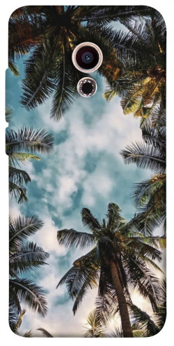 Чехол itsPrint Coconut palms для Meizu Pro 6