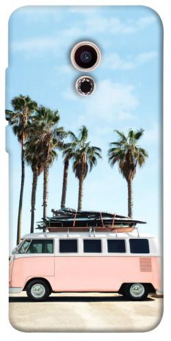 Чехол itsPrint Summer travel для Meizu Pro 6