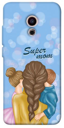 Чехол itsPrint Super mommy для Meizu Pro 6