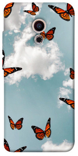 Чехол itsPrint Summer butterfly для Meizu Pro 6