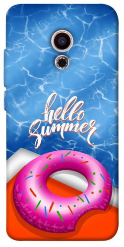 Чехол itsPrint Hello summer для Meizu Pro 6