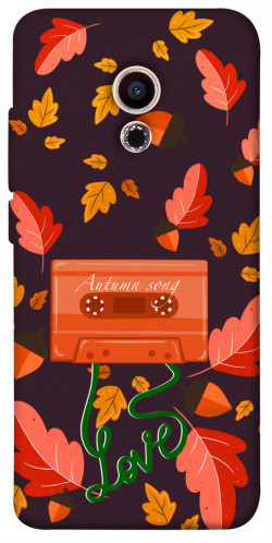 Чехол itsPrint Autumn sound для Meizu Pro 6