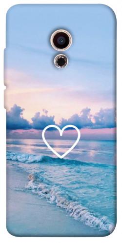 Чехол itsPrint Summer heart для Meizu Pro 6