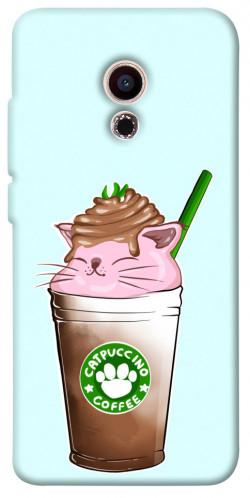 Чехол itsPrint Catpuccino для Meizu Pro 6