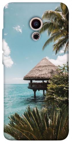 Чехол itsPrint Тропический остров для Meizu Pro 6