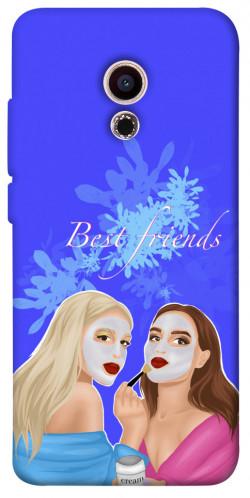 Чехол itsPrint Best friends для Meizu Pro 6