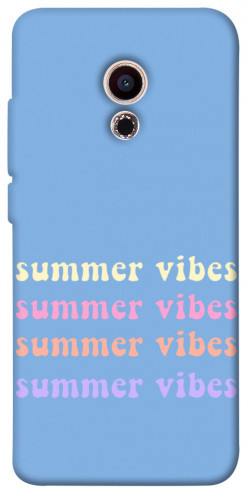 Чехол itsPrint Summer vibes для Meizu Pro 6