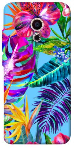 Чехол itsPrint Watercolor flowers для Meizu Pro 6
