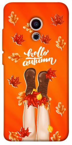 Чехол itsPrint Hello autumn для Meizu Pro 6