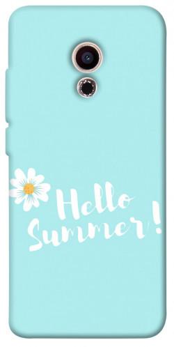 Чехол itsPrint Привет лето для Meizu Pro 6