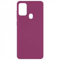 Уценка Чехол Silicone Cover Full without Logo (A) для Samsung Galaxy A21s