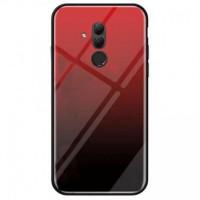 TPU+Glass чехол Gradient series для Huawei Mate 20 lite