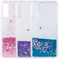 TPU чехол Liquid hearts для Samsung Galaxy A50 (A505F) / A50s / A30s