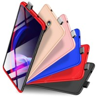 Пластиковая накладка GKK LikGus 360 градусов для Xiaomi Redmi K20 / K20 Pro / Mi9T / Mi9T Pro