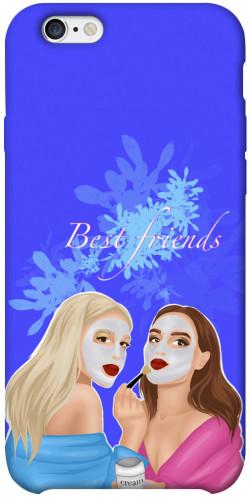 "Чехол itsPrint Best friends для Apple iPhone 6/6s plus (5.5"")"