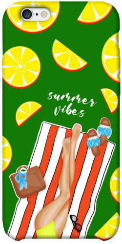 """Чехол itsPrint Summer girl для Apple iPhone 6/6s plus (5.5"""")"""