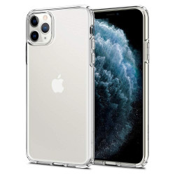"Уценка TPU чехол Epic Transparent 1,0mm для Apple iPhone 11 Pro Max (6.5"")"