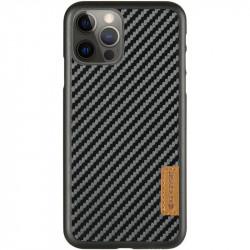 "Карбоновая накладка G-Case Dark series для Apple iPhone 12 Pro Max (6.7"")"