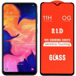 Защитное стекло XD+ (full glue) (тех.пак) для Samsung Galaxy A10 / A10s / M10