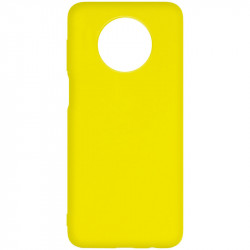 Уценка Чехол Silicone Cover Full without Logo (A) для Xiaomi Redmi Note 9 5G / Note 9T