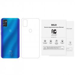 Защитная гидрогелевая пленка SKLO (тыл) (тех.пак) для ZTE N880E