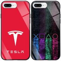 "TPU+Glass чехол ForFun для Apple iPhone 7 plus / 8 plus (5.5"")"