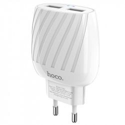 СЗУ Hoco C78A (2USB/2.4A)