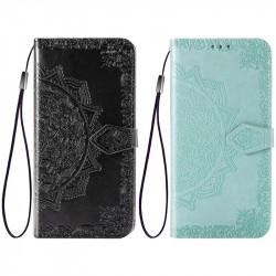 Кожаный чехол (книжка) Art Case с визитницей для Samsung Galaxy A11 / M11