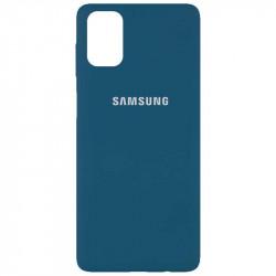 Уценка Чехол Silicone Cover Full Protective (AA) для Samsung Galaxy M51