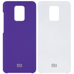 Уценка Чехол Silicone Cover (AAA) для Xiaomi Redmi Note 9s / Note 9 Pro / Note 9 Pro Max