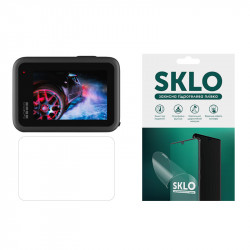 Защитная гидрогелевая пленка SKLO (экран) для GOPRO Hero 7 Black