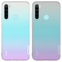 TPU чехол Nillkin Nature Series для Xiaomi Redmi Note 8