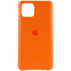 """Уценка Кожаный чехол AHIMSA PU Leather Case Logo (A) для Apple iPhone 11 (6.1"""")"""