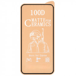 "Защитная пленка Ceramics Matte 9D (без упак.) для Apple iPhone 13 mini (5.4"")"