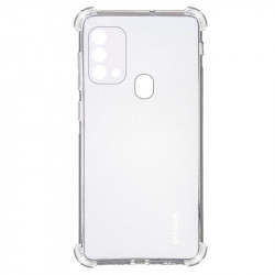 TPU чехол GETMAN Ease logo усиленные углы для Samsung Galaxy M21s