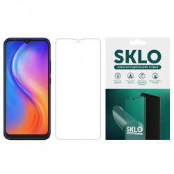 Защитная гидрогелевая пленка SKLO (экран) для TECNO POP 4