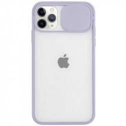 "Уценка Чехол Camshield mate TPU со шторкой для камеры для Apple iPhone 12 Pro Max (6.7"")"