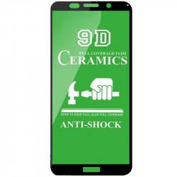 Защитная пленка Ceramics 9D (без упак.) для Huawei Y5p